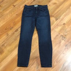 Current/Elliot High Waisted Jeans